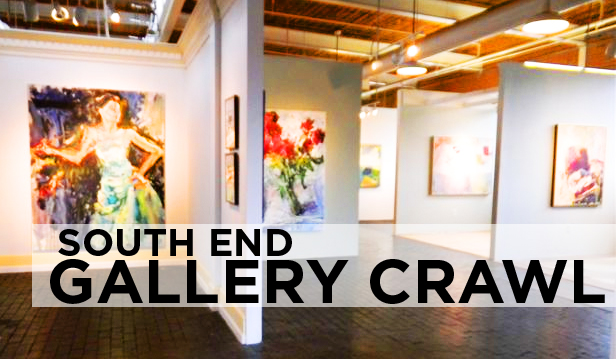Gallery Crawl - Historic South End