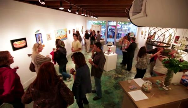 Ciel GAllery Crawl