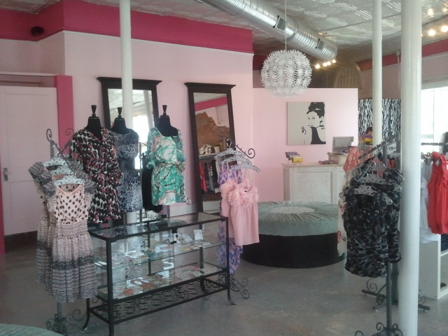 Blush Boutique, the newest addition to Camden Road - Historic ...