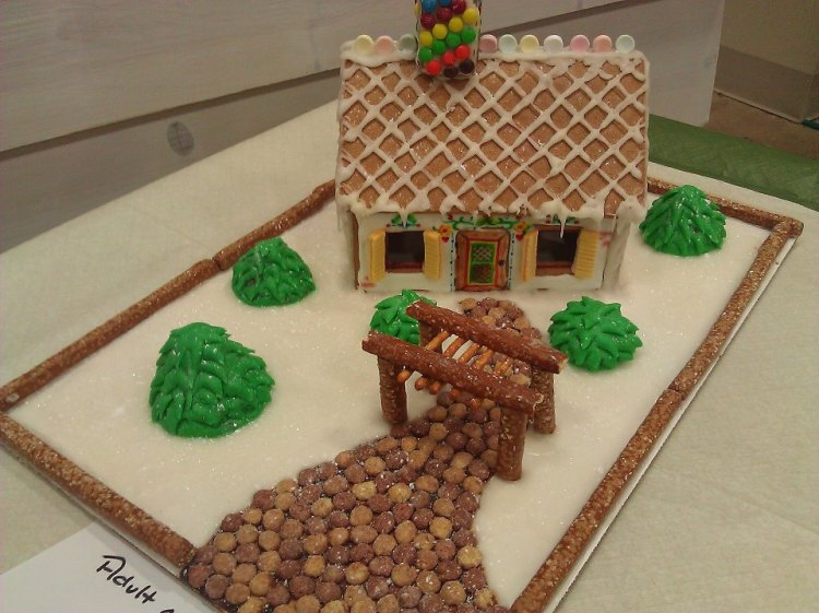Gingerbread House Atherton