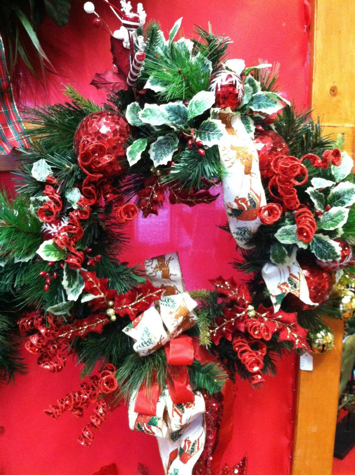 Ward Design Wreath 5