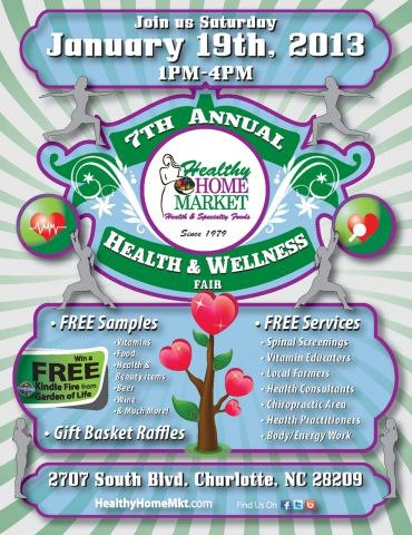 Healthy Home Health & Wellness Fair 2