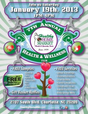 Healthy Home Health & Wellness Fair 2