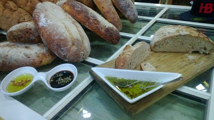 Heist Brewery Bread