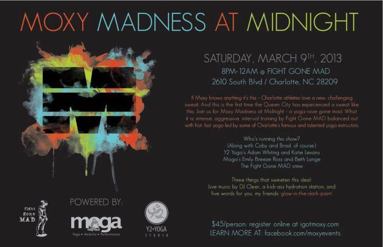Moxy Madness