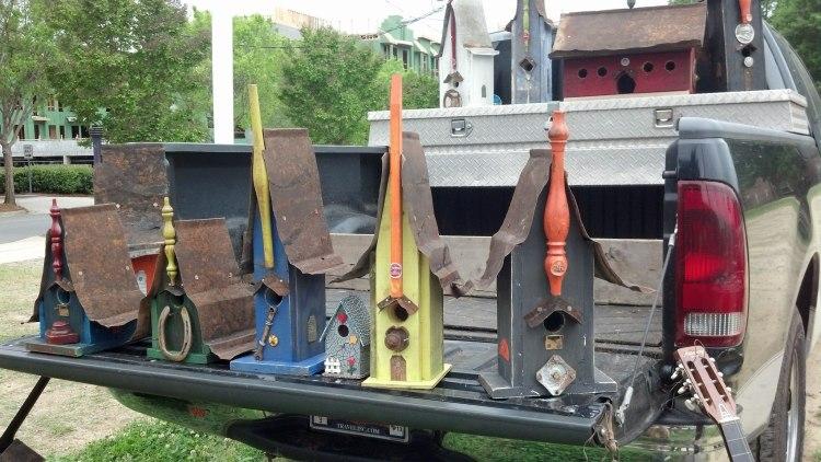 Bird Houses Super Flea