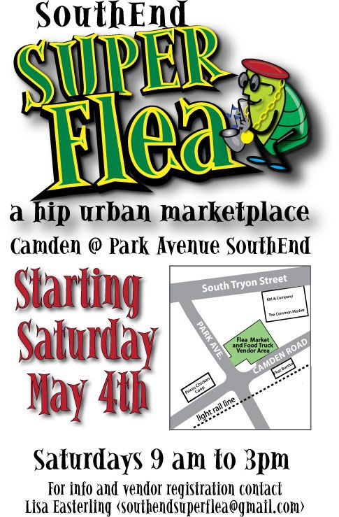 Super Flea Flier