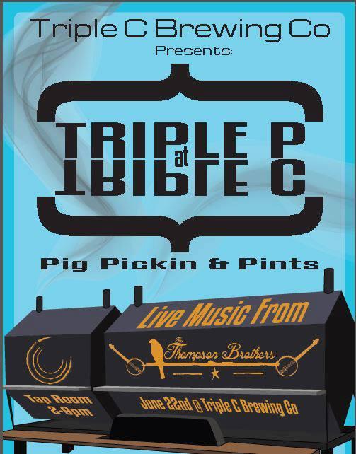 Triple C BBQ Event