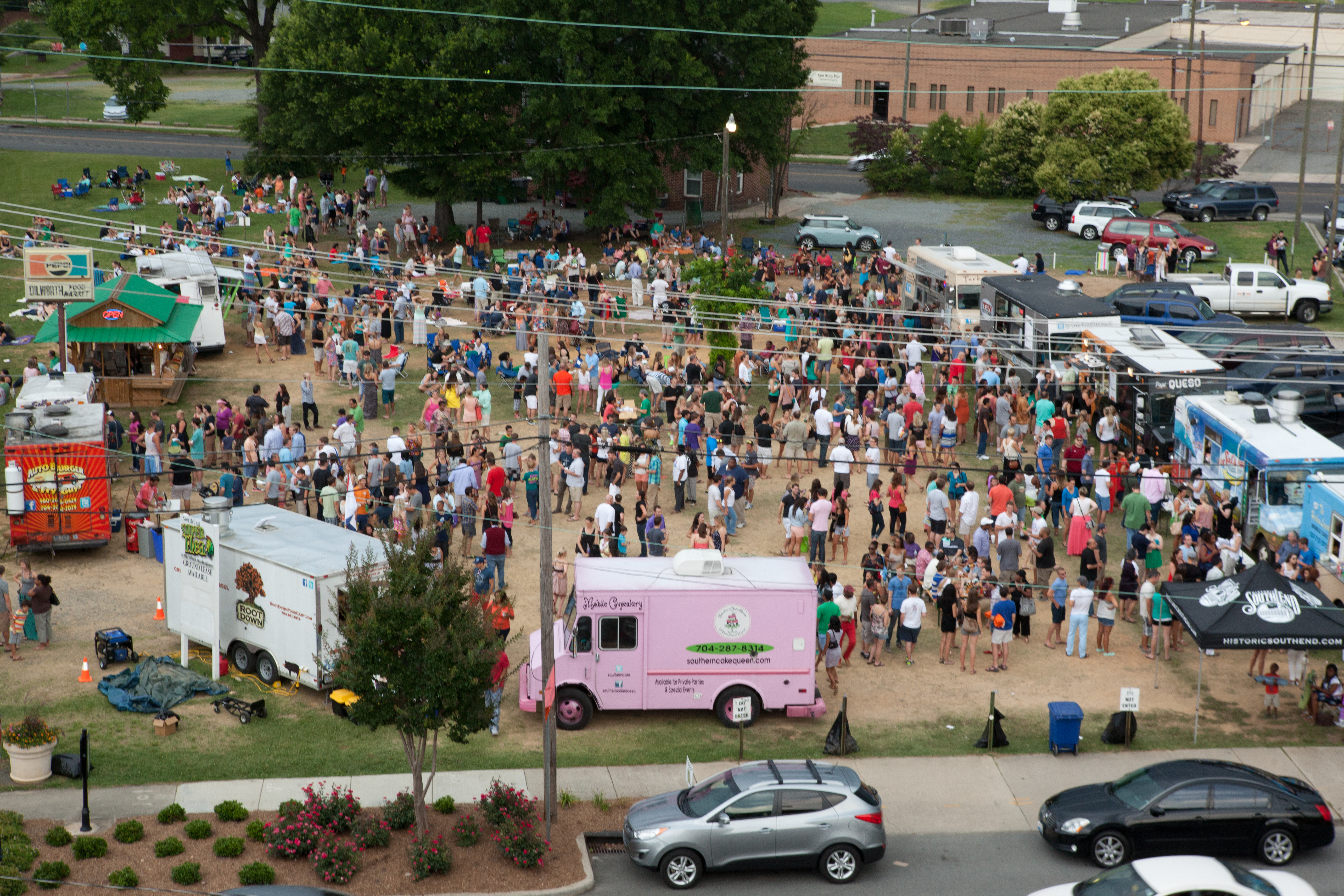 Food Truck Festival Tomball