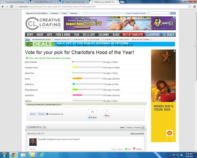 Voting Screen Shot