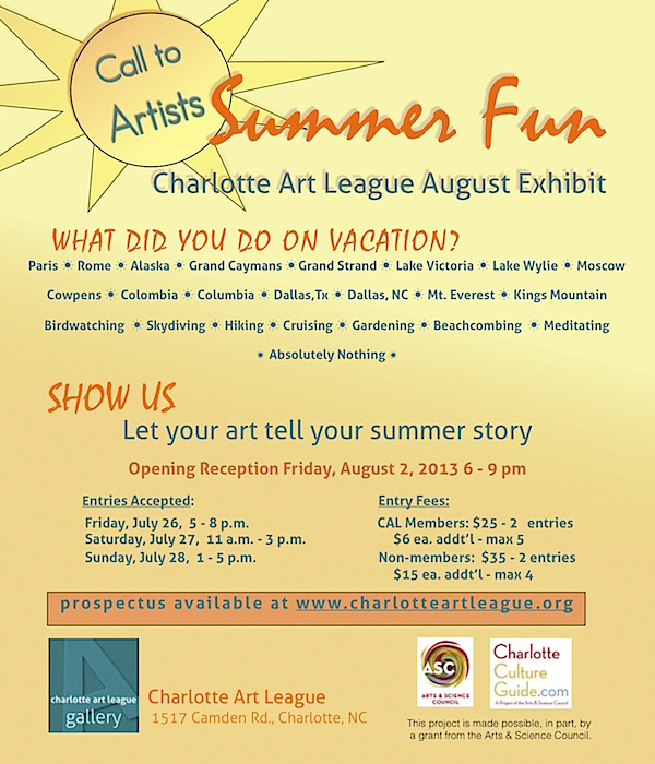 Aug-Show-Call-to-Artists